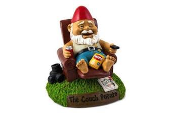 BigMouth Garden Gnome - Couch Potato
