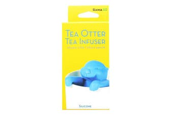 Gamago Tea Infuser - Blue Otter