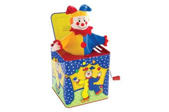 Schylling Jack in Box - Jester