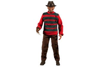 Freddy Krueger 1:12 Collective Action Figure