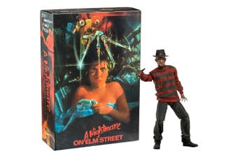 "7"" Freddy 30th Anniversary Action Figure"