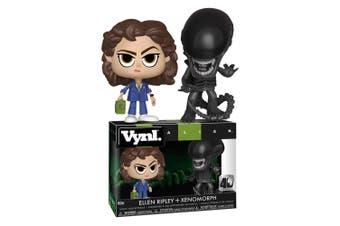 Alien Xenomorph & Ripley 40th Anniversary Vynl.