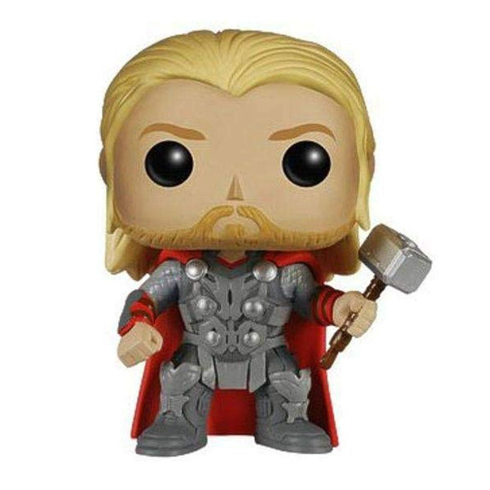 Marvel The Avengers Age of Ultron Thor Odinson Hammer Movie Accessories Toy