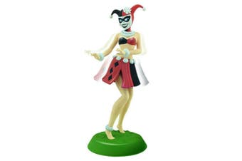 Batman Harley Quinn Hula Girl Dashboard Doll