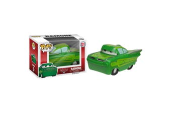 Cars Ramone with Green Paint Deco US Exclusive Pop! Vinyl
