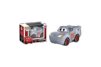 Cars 3 Lightning McQueen Primer US Exclusive Pop! Vinyl