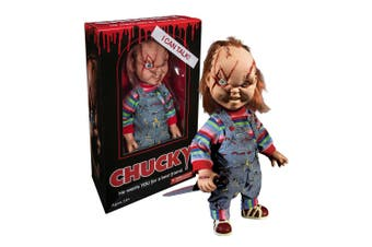 """Child's Play Chucky 15"""" Talking Action Figure"""