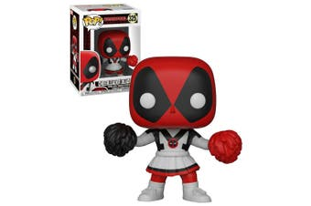 Deadpool Cheerleader Deadpool Pop! Vinyl