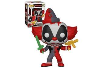 Deadpool Playtime Clown Pop! Vinyl