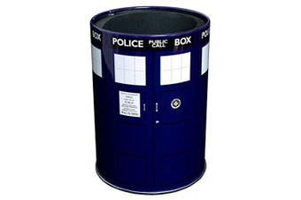 Doctor Who TARDIS Metal Can Cooler