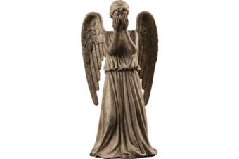 Doctor Who Weeping Angel Christmas Tree Topper Ornament