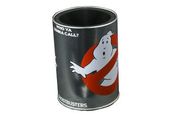 Ghostbusters Logo Can Cooler