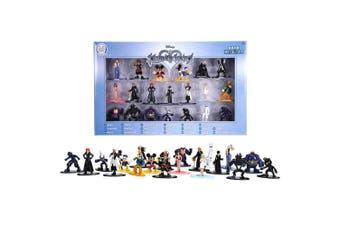 Kingdom Hearts Nano Metalfigs 20 Pk