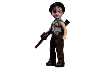 "Living Dead Dolls Evil Dead 2 Ash 10"" Doll"