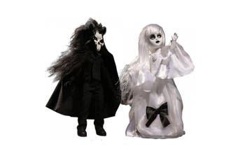 Living Dead Dolls Beauty & the Beast 2 Pk