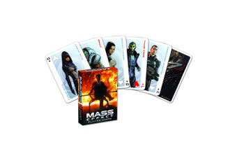Mass Effect Deck of Playing Cards
