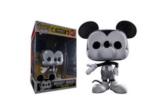 """Mickey Mouse 90th Mickey Mouse Black & White US 10"""" Pop!"""