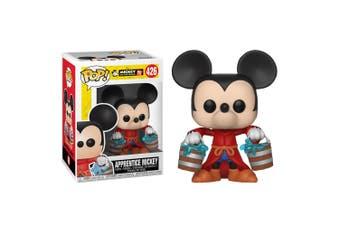 Mickey Mouse 90th Apprentice Mickey Pop! Vinyl