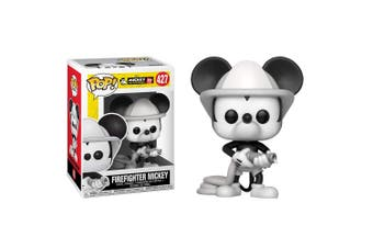 Mickey Mouse 90th Firefighter Mickey Pop! Vinyl