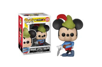 Mickey Mouse 90th Brave Little Tailor Pop! Vinyl