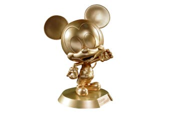 Mickey Mouse 90th Mickey (Golden) Cosbaby