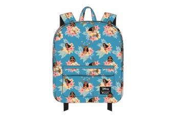 Moana Flower Print Backpack