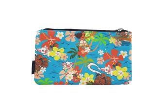 Moana Floral Pencil Case