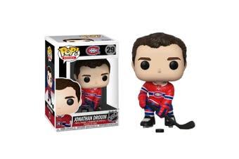 NHL Canadiens Jonathan Drouin Pop! Vinyl