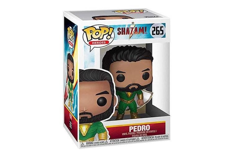 Shazam Pedro Pop! Vinyl