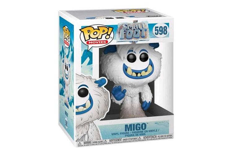 Smallfoot Migo Pop!