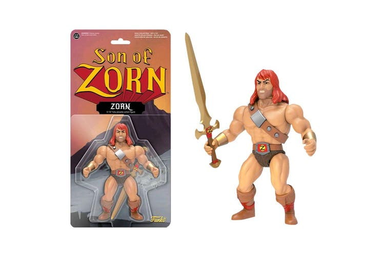 Son of Zorn Zorn Action Figure
