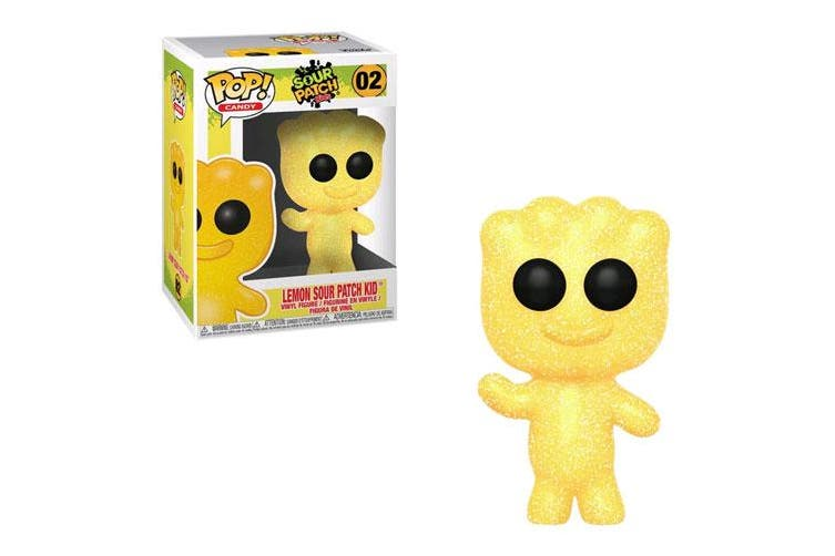 Sour Patch Kids Yellow Pop! Vinyl