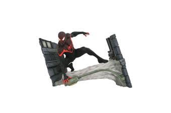 Spider-Man Miles Morales Gallery PVC Diorama