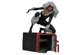 Spider-Man Black Cat Gallery PVC Diorama