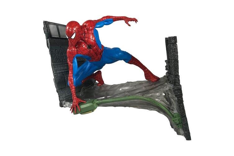 Spider-Man Webbing PVC Gallery Diorama
