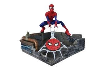 Spider-Man Finders Keypers Statue