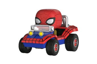 Spider-Man with Spider Mobile US Pop! Ride