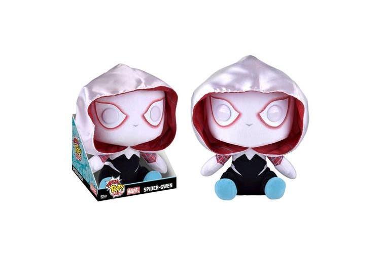 """Spider-Man Spider-Gwen Pop! Plush 12"""" Jumbo"""