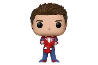 Spider-Man (Video Game 2018) Spider-Man Unmasked Pop! Vinyl