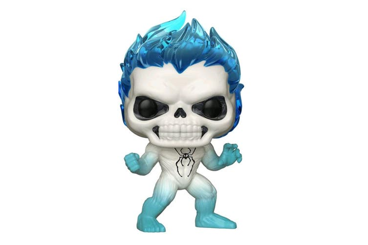 Spider-Man (Video Game 2018) Spirit Spider US Pop! Vinyl