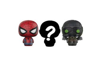 Spider-Man Homecoming Vulture & Mystery Pint Size Heroes 3Pk