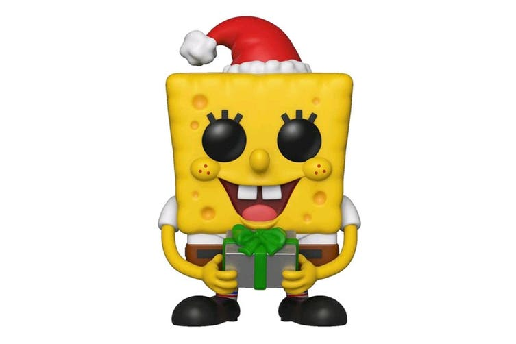 SpongeBob SquarePants Xmas Pop! Vinyl