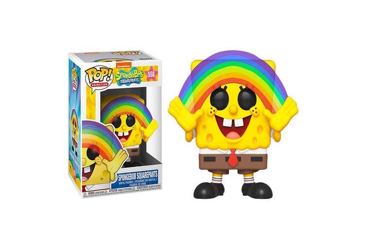 SpongeBob SquarePants Spongebob Rainbow Pop! Vinyl
