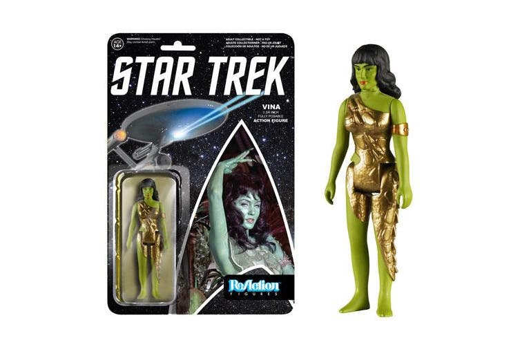 Star Trek Vina ReAction Figure