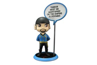 Star Trek Original Series Trekkies Mirror Spock Q-Pop Fig