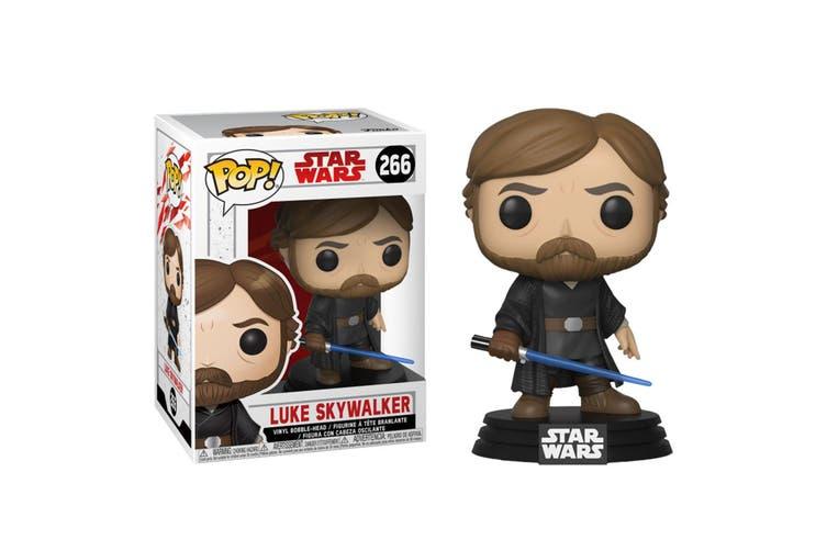 Star Wars Luke Skywalker Final Battle Pop! Vinyl