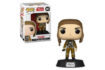Star Wars Paige Pop! Vinyl