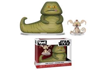 Star Wars Jabba & Salacious Crumb Vynl.