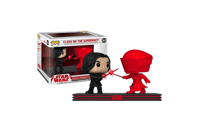 Star Wars Kylo Ren & Praetorian Guard Moments Pop! Vinyl