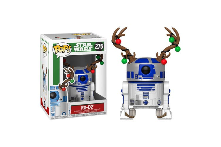 Star Wars R2-D2 with Antlers Pop! Vinyl